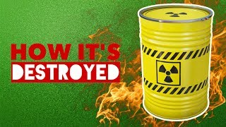 Download Nuclear Waste - HOW IT'S DESTROYED Video