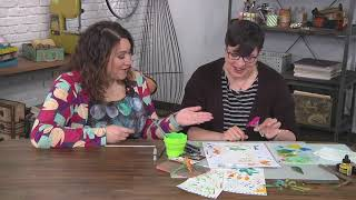 Download Sketchbook Lesson Five – Sticks and Stones on Make It Artsy with Tori Weyers (708-3) Video