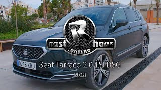 Download Seat Tarraco 2,0 TSI DSG Allrad Test 2018 Video