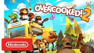 Download Overcooked! 2 - Launch Trailer - Nintendo Switch Video