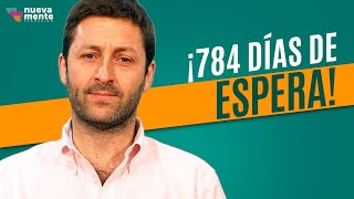 Download Juan Antonio Coloma: !784 días de espera¡ Video