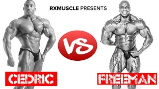 Download Cedric McMillan vs. Toney Freeman :: Versus (Powered by Yamamoto Nutrition) Video