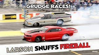 Download NO PREP KINGS! GRUDGE RACES! 12 EXCITING MATCHUPS! STREET OUTLAWS! RT66 JOLIET! Video