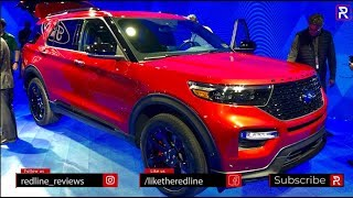 Download 2020 Ford Explorer ST – Redline: First Look – 2019 NAIAS Video