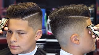 Download FULL LENGTH: HAIRCUT TUTORIAL on How To Do A Contour Fade HD Video