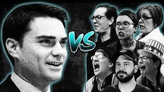 Download Ben Shapiro vs. Social Justice Warriors Compilation #1 - NEW 2018! Video