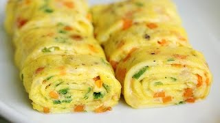 Download Perfect Egg Rolls Recipe Tamagoyaki - Eugenie Kitchen Video