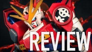Download 1/144 HGBF Kamiki Burning Gundam | REVIEW Video