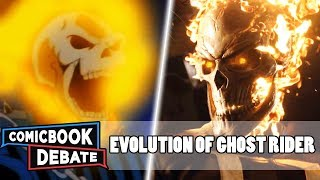 Download Evolution of Ghost Rider in Cartoons, Movies & TV in 7 Minutes (2018) Video