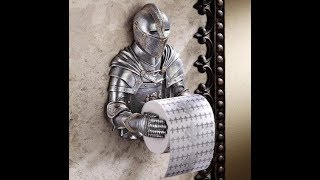 Download Toilet roll holder creative ideas Video