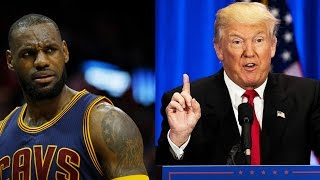 Download LeBron James REFUSES to Stay at Trump Hotel Video