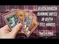 Download Yu-Gi-Oh! Block Dragon Burning Abyss In-Depth Test Hands! (November 2019) Video