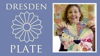 Download Dresden Plate Tutorial - Quilting Made Easy! Video