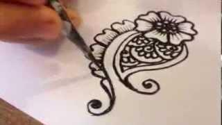 Download [Henna Tattoo Vietnam] - Hướng Dẫn Vẽ Henna Cơ Bản Video