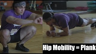 Download Planks Are The Magic Bullet For Hip Mobility Video