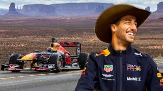 Download Road Trip USA | Daniel Ricciardo takes F1 to San Francisco, Monument Valley and Las Vegas Video