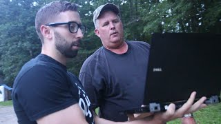Download Psycho Dad Axes Laptop (Role Reversal) Video