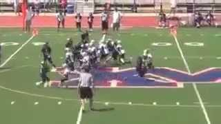 Download 9 year old girl dominates boys football league Video