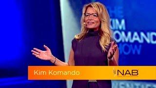 Download Kim Komando offers keynote speech at NAB 2016 Video
