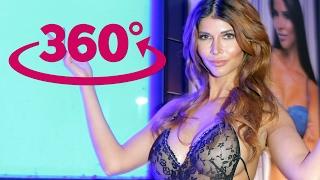 Download Micaela Schäfer in 360 Grad: Nackt bei ihr Zuhause Video