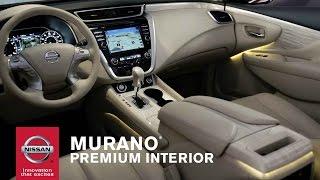 Download 2015 Nissan Murano Premium Interior Video