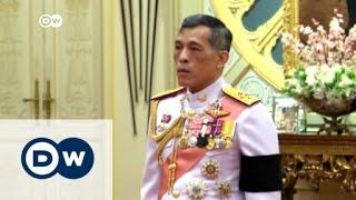 Download Vajiralongkorn becomes Thailand's new king | DW News Video