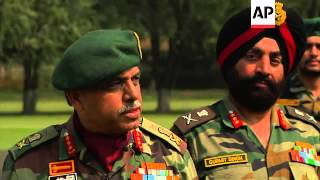 Download Indian army commander says ″infiltrations can't happen without help of Pakistan″ Video