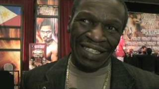 Download Pacquiao vs Cotto Floyd Mayweather, Sr. Post-Fight Interview Video