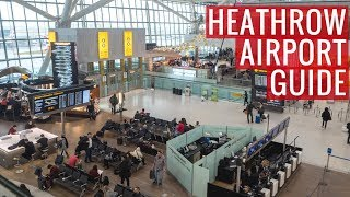 Download 10 Important Things to Know About London Heathrow Airport Video