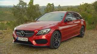 Download Mercedes C-Klasse: C63 AMG & C450 AMG - Topmodelle im Test Video