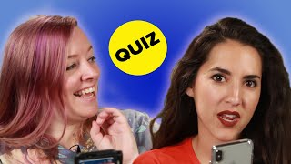 Download We Take The ″What Lesbian Sex Position Are You?″ Quiz Video