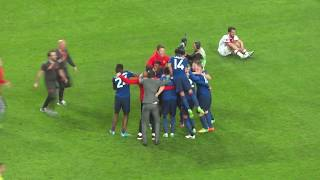Download 2017 UEFA Europa League Final: Manchester United 2-0 Ajax Amsterdam - Final Whistle & Celebration Video