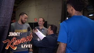 Download Guillermo at 2018 NBA Media Day Video
