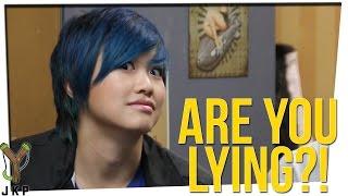 Download Why You Alway's Lyin?   Give us da deetayyylllllll! Video