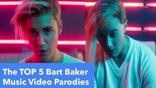 Download The TOP 5 Bart Baker Music Video Parodies Video