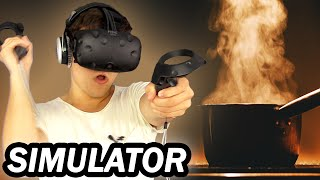 Download COOKING IN VR SIMULATOR! Video