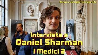 Download Daniel Sharman, I Medici 2: dal mio Lorenzo il Magnifico a Lucio Dalla Video