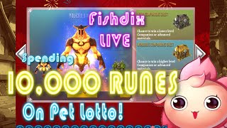 Download Order and Chaos 2: Redemption- Spending 10,000 Runes on Pet Lotto!!! Video