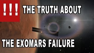 Download What REALLY happened with the Schiaparelli Lander - ExoMars mission in Kerbal Space Program Video