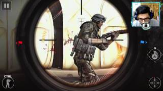 Download Modern Combat 5 PC - Sniping Again!! - LIVE!#50 Video