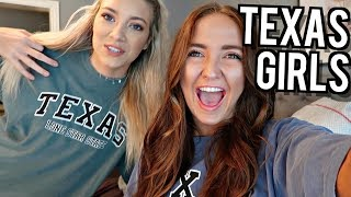 Download BEING TEXAS GIRLS FT KEATON MILBURN! | Kenzie Elizabeth Video