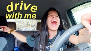 Download DRIVE WITH ME + my current playlist 2018 | Ava Jules Video