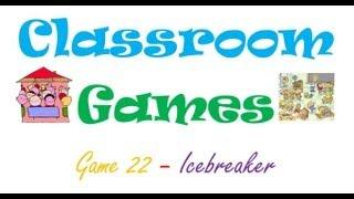 Download Classroom Games (22) Icebreaker Video