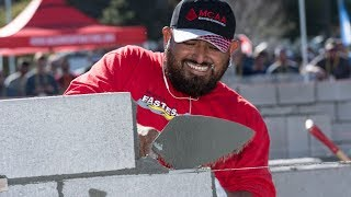 Download 2018 MCAA Fastest Trowel on the Block Video