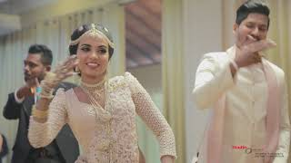 Download Wedding Surprise Dance, PRASANNA & NIMESHA Video