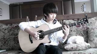Download (Eric Clapton) Wonderful Tonight - Sungha Jung Video