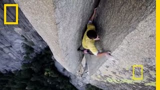 Download Bonus: Free Soloing with Alex Honnold | Nat Geo Live Video