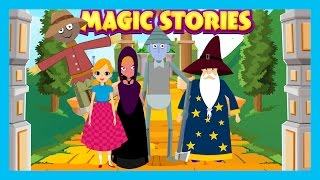 Download Magic Stories - The Wizard Of OZ, The Jack and Beanstalk And The Frog Prince Video