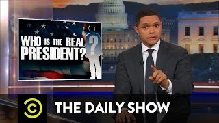 Download Is Jared Kushner the Real President?: The Daily Show Video