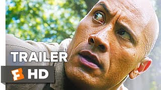 Download Jumanji: Welcome to the Jungle Trailer #1 (2017) | Movieclips Trailers Video